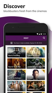HOOQ: Watch Movies, TV Shows, Live Channels & News screenshot 6
