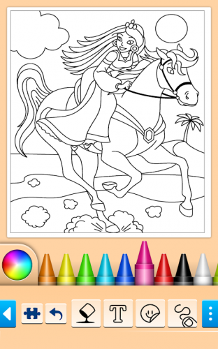 Prenses Oyunu Boyama 13 5 0 Android Apk Sini Indir Aptoide