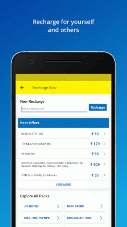 My Idea-Recharge and Payments 4 7 Download APK for Android - Aptoide