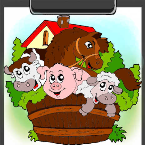 Buku Mewarnai Pertanian 1 3 Unduh Apk Untuk Android Aptoide