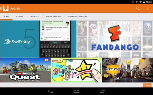 Aptoide screenshot 5