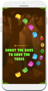 Seed Shooter - Joy of Growing Trees & Plants 🌴🌱 screenshot 4