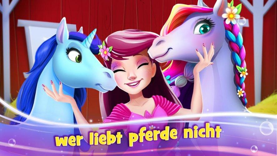 Schone Pferde Und Einhorner Spiele Zahn Fee 2 3 13c Download Android Apk Aptoide
