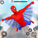 Flying Superhero Robot Superhero Rescue Mission