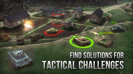 Armor Age: Tank Wars — WW2 Platoon Battle Tactics screenshot 13