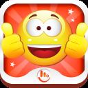 Emoji Keyboard - Color Smiley