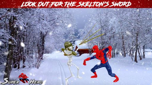 Super Spider Hero: Amazing Spider Super Hero Time screenshot 3