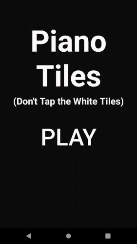 Piano Tiles screenshot 2