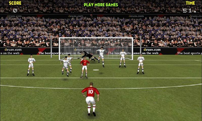 Free Kick Games 3d