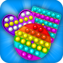 Fidgets Bubble Popping 3D: Antistress Pop It Game