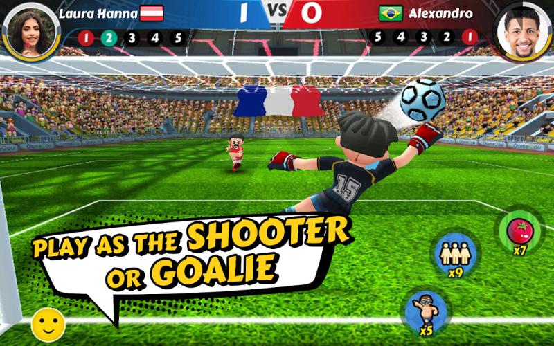 Perfect Kick 2 - Online football game screenshot 20