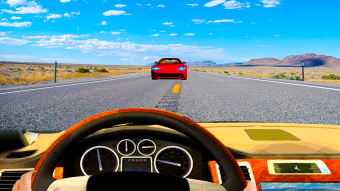 Car Driving Simulator 3D Screenshot