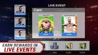 EA SPORTS UFC® Screenshot