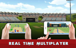 MS Dhoni: The Official Cricket Game Screen