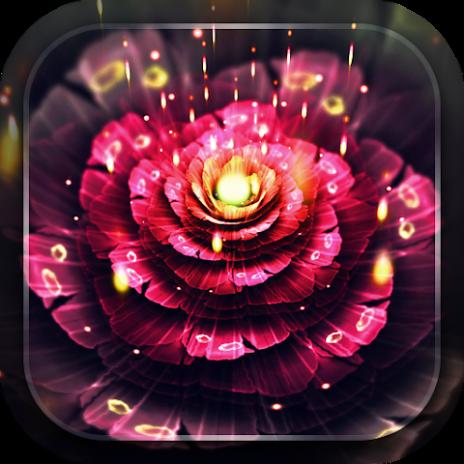 Bunga Neon Gambar Animasi 3 1 Unduh Apk Untuk Android Aptoide