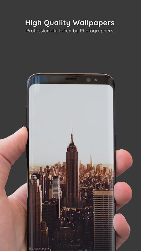 Pixel 3 Wallpapers 4K Pro Backgrounds screenshot 1