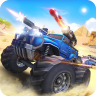 Overload: Multiplayer Battle Car Shooting Game Icon