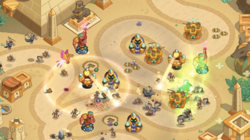 Realm Defense: Hero Legends TD screenshot 1