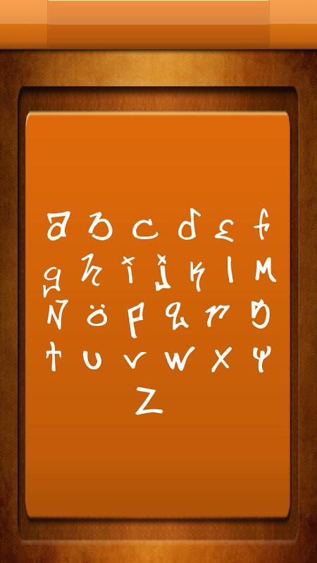 50 Fonts for Samsung Galaxy 8 screenshot 2