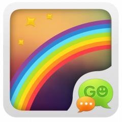 GO SMS Pro Rainbow Way Getjar 1 1 Download APK for Android - Aptoide