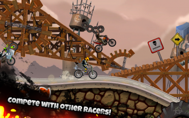 Mad Road: Apocalypse Moto Race v 1.0 (Mod Money) 1