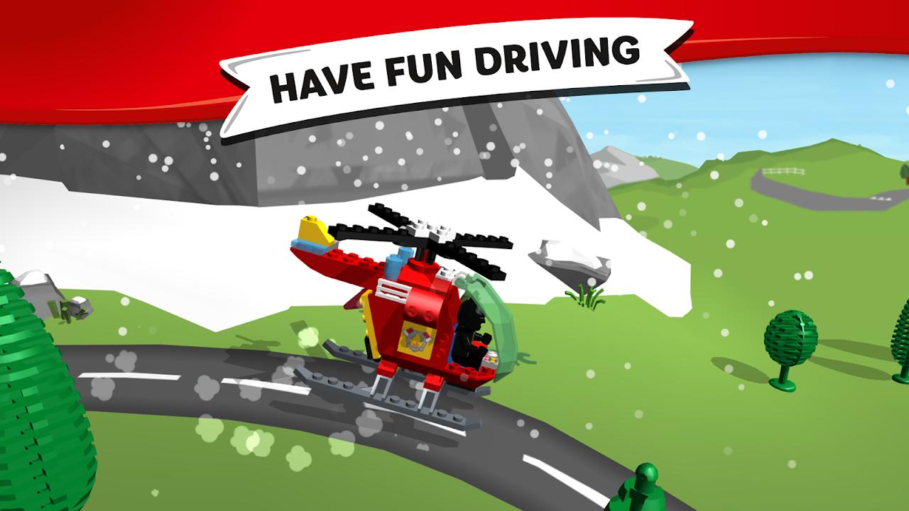 LEGO® Juniors Create & Cruise screenshot 2
