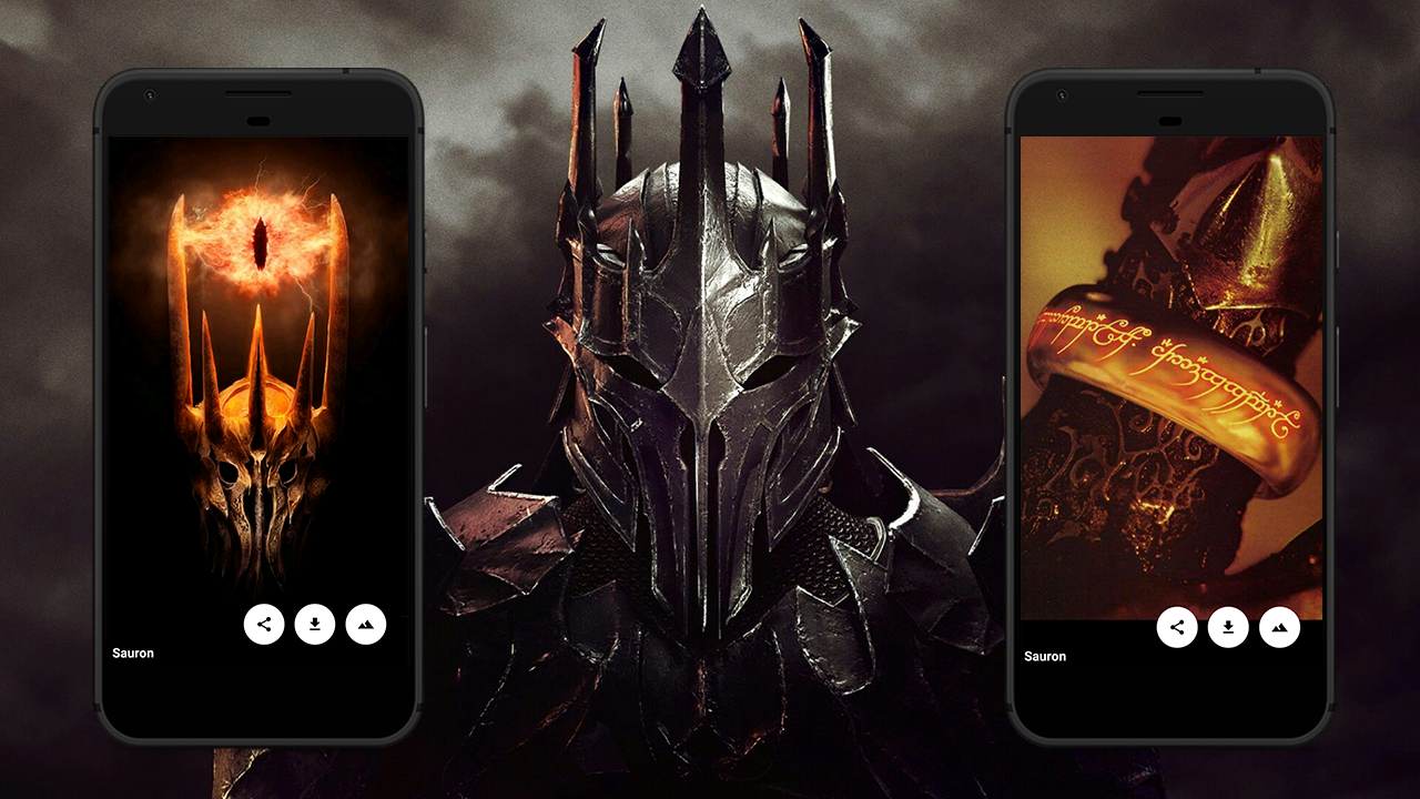 Edain Arts: Lord of the Rings & Hobbit Wallpapers screenshot 1