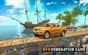 Offroad Mountain 4x4 Truck 3D Screenshot