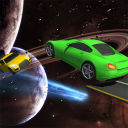 Galaxy stunt racing Game 3D