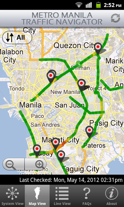 mmda main office map Mmda For Android 1 2 1 Download Android Apk Aptoide mmda main office map