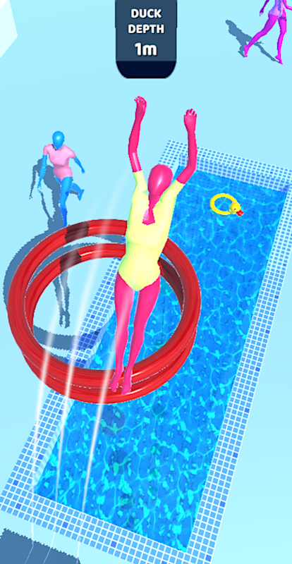 Purple Diver screenshot 1