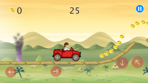 Ben Car Hill Climb screenshot 3