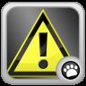 Emergency Rescue Alarm Icon
