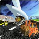 Plane Forklift Cargo Challenge