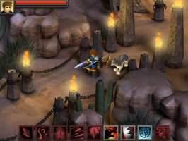 Battleheart Legacy Screen