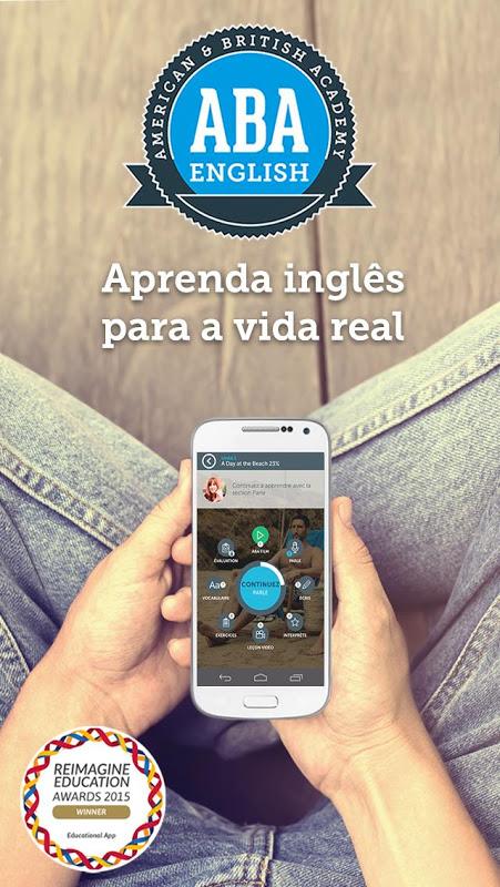ABA English - Aprender inglês screenshot 1