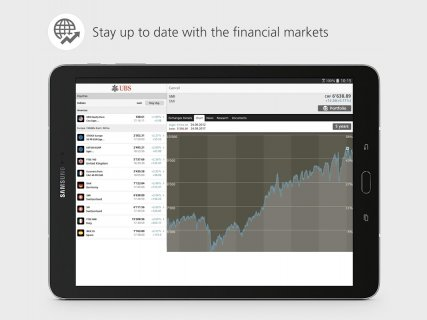 UBS Mobile Banking: e-banking for on the go screenshot 13