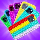 Pop it Fidget Toys 3D Mobile Case