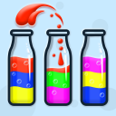 Water Color Sort Puzzle - Liquid Sort Pouring Game