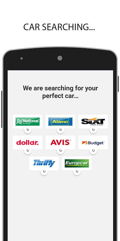CARNGO.com - Car Rental APP screenshot 3