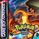 Top Pokemon Fire Red Version GBA