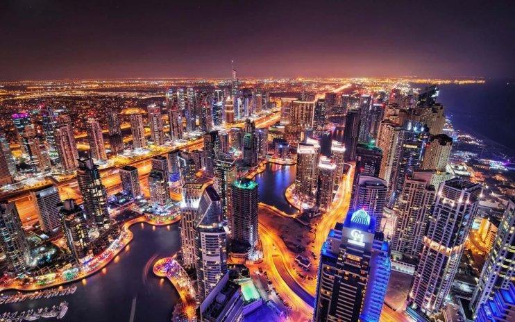 City Night Lights Wallpaper 10 Descargar Apk Para Android