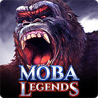 MOBA Legends Kong Skull Island