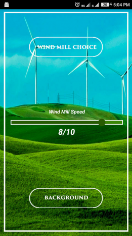 Windmill Live Wallpaper Screenshot 3