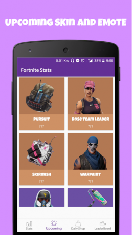 Fortnite daily shop , stats , companion 5 2 1 Download APK for