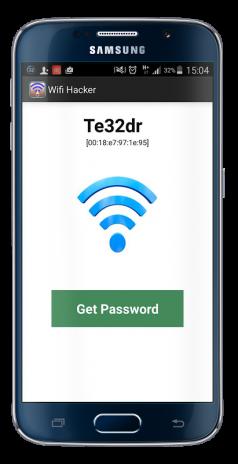 WiFi Password Hack: simulated 1 6 Загрузить APK для Android