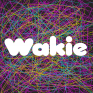 wakie talk to strangers chat icon
