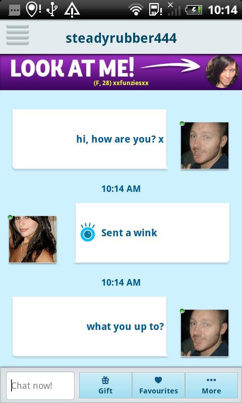 Www flirtomatic
