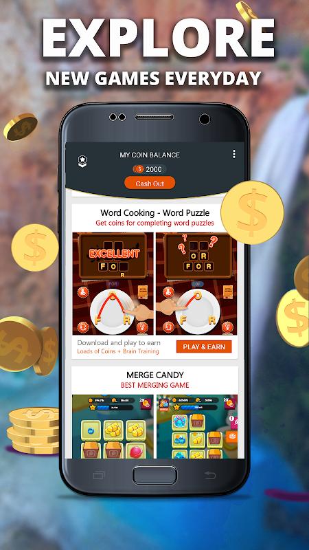 PlaySpot - Make Money Playing Games screenshot 2