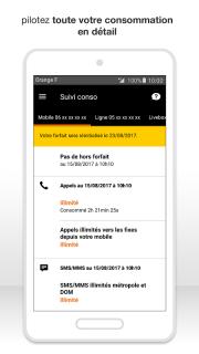 Orange et moi France screenshot 6